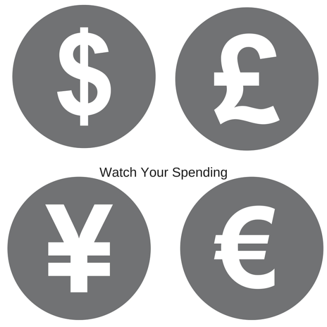 Watch Your Spending